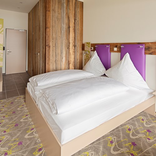 Double room at Explorer Hotel, in St Johann, Austria