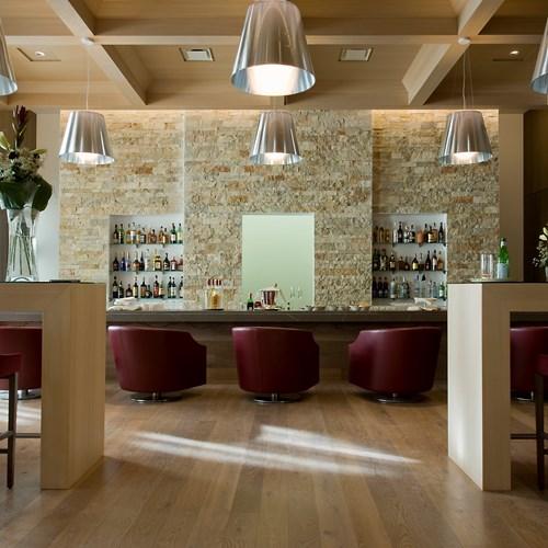 bar Savoy at the Grand Hotel Savoia Cortina