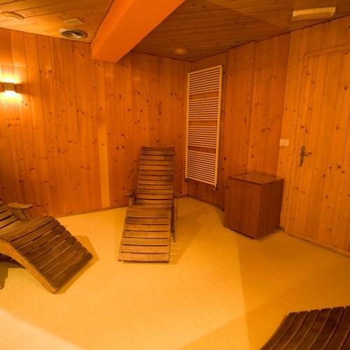 relaxation room at Hotel Pavillon Courmayeur