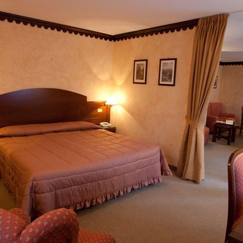 Hotel Pavillon Courmayeur big room