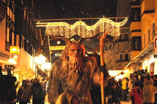 Krampala in St Anton