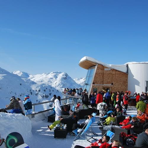 St Anton-best austrian resort for experts