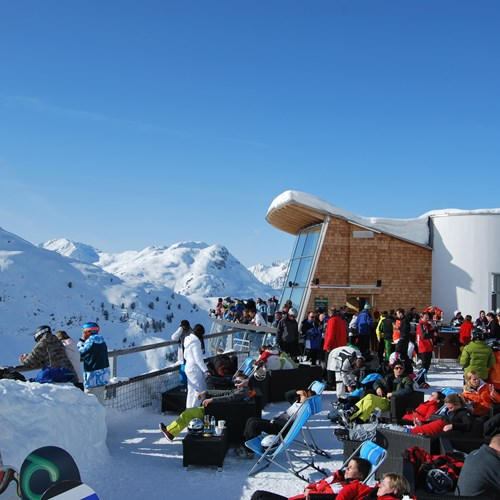 St Anton-best austrian resort for experts