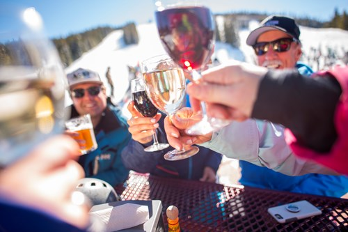 apres ski cheers
