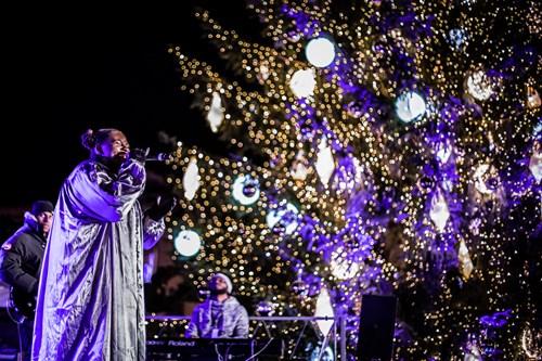 Christmas concert megeve