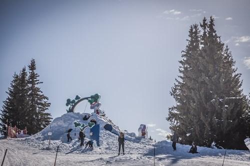 Megeve France kids play area snow.jpg