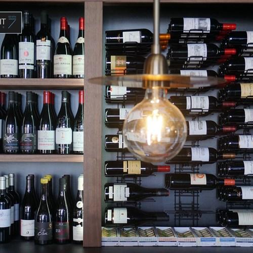 Fahrenheit-Seven-Val-Thorens-wine cellar