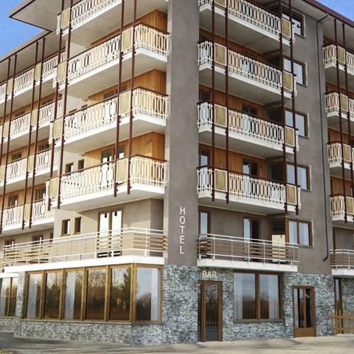 K2 Hotel Sauze d'Oulx exterior