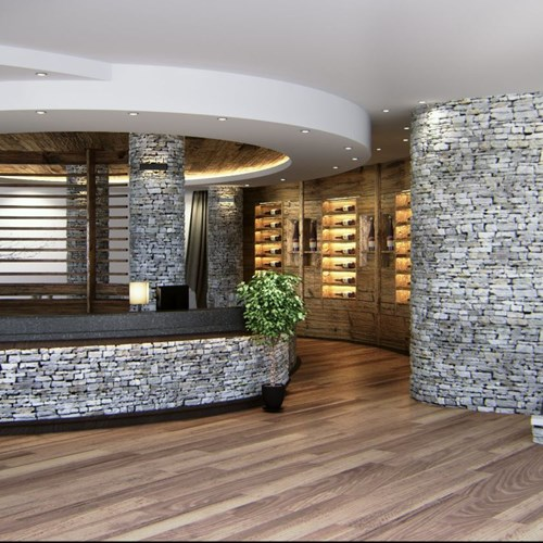 K2 Hotel Sauze d'Oulx hotel reception