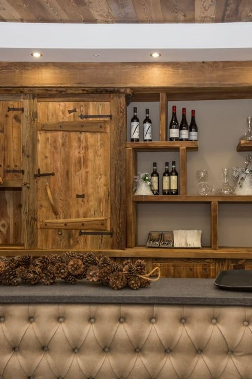 K2 Hotel Sauze d'Oulx bar