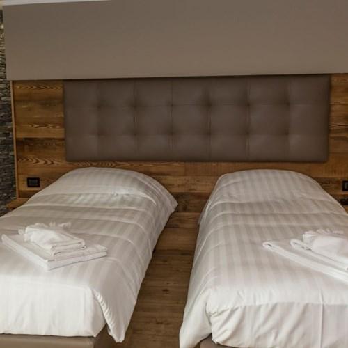 K2 Hotel Sauze d'Oulx triple room