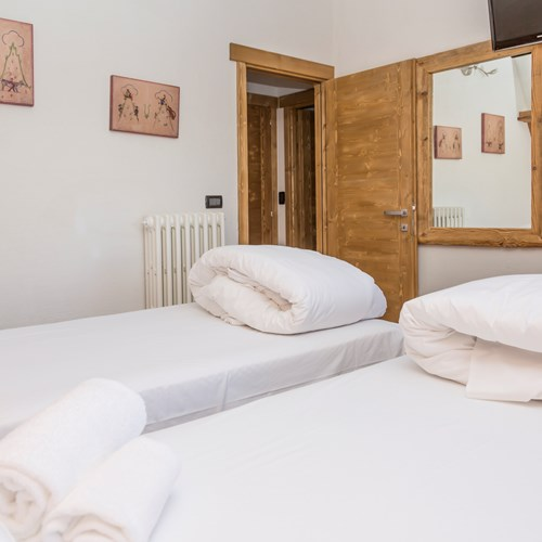 Hotel Clotes Sauze d'Oulx twin room