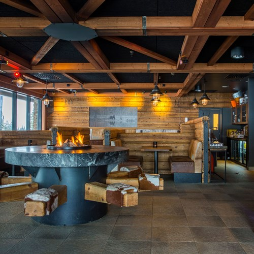 Radisson Blu Mountain Resort Trysil stabben restaurant