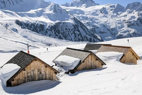 le tour ski area chamonix skiing