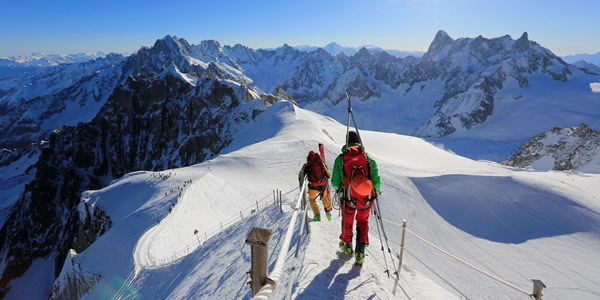 Off-Piste Ski Courses In Chamonix 2018/19