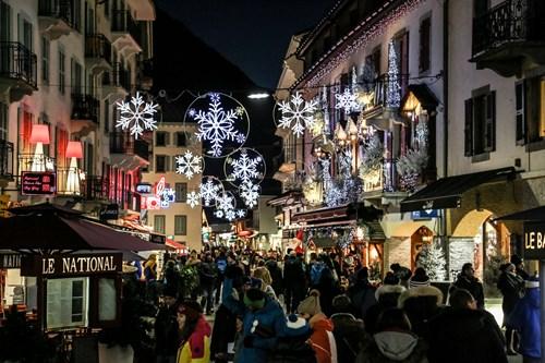 chamonix ski weekends christmas market