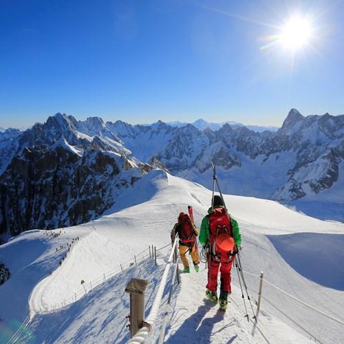 chamonix short transfer resort ski more sustainably