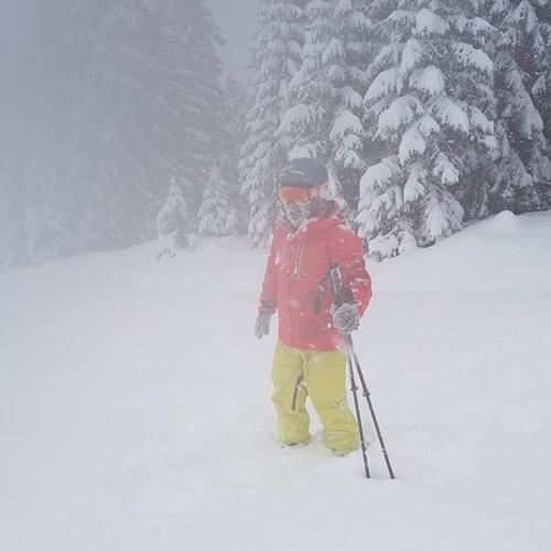 Lech snowing 13-11-2017