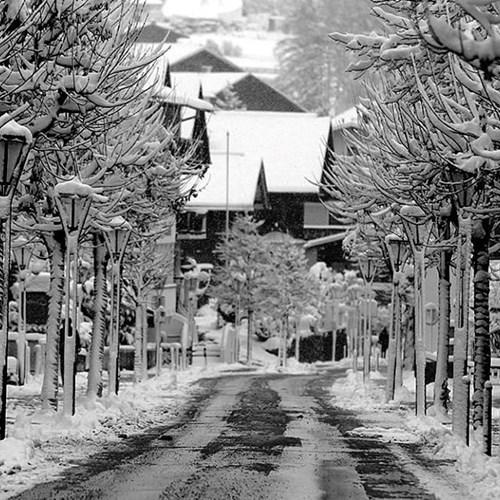 St Anton November snowfall