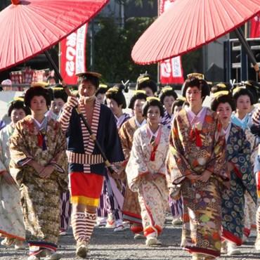 Tokyo JNTO parade, Japan ski holiday.jpg