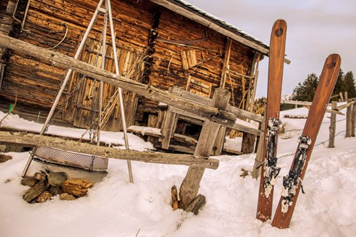 Unique skis