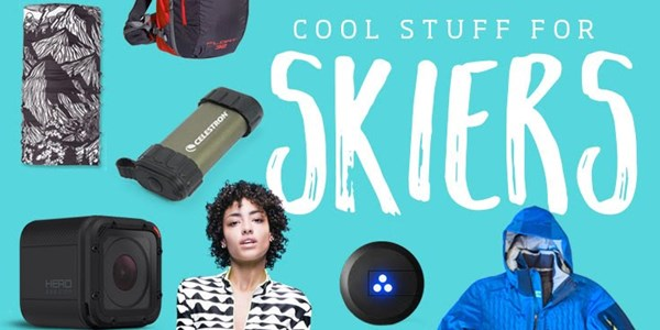 Cool Stuff For Skiers