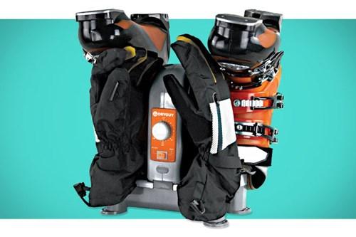ski boot and ski glove dryer