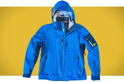 inflatable ski jacket