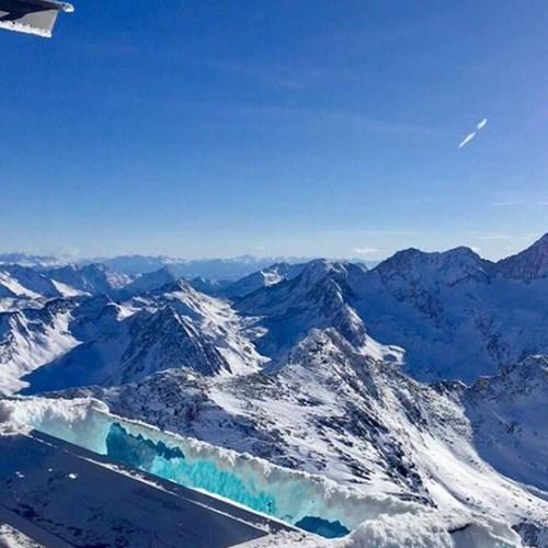 Obergurgl snow conditions