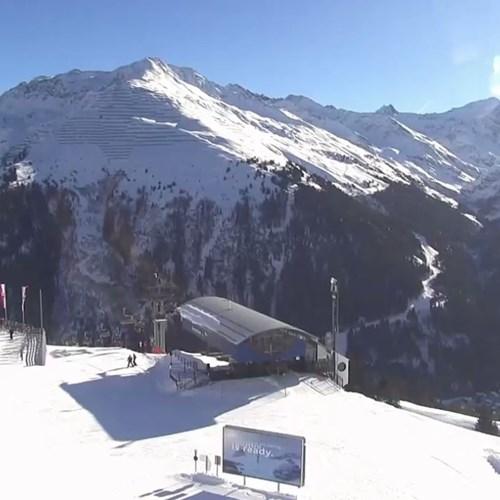 St Anton snow webcam
