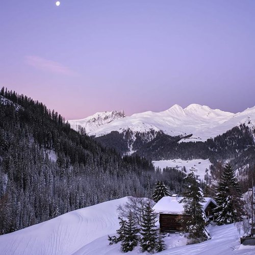 Facebook post by Davos Klosters 6th Jan 4.30pm