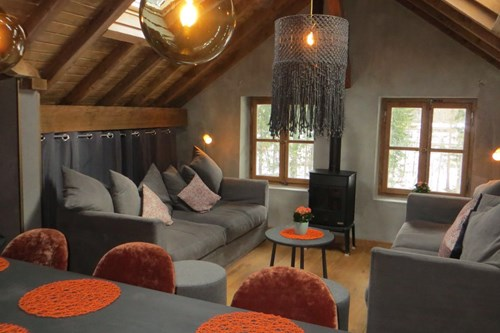 The loft at 272, accommodation for guided off-piste skiing expreience in Chamonix