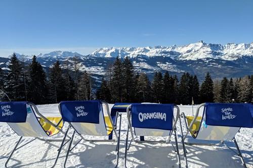 20180113 Chamonix Apres La Cha Les Houches 4 deckchairs behind.jpg
