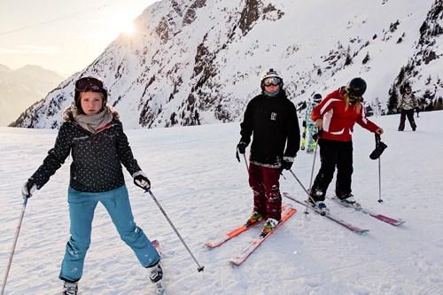 Group ski breaks