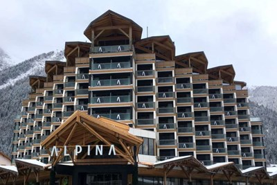 4* Alpina Eclectic Hotel