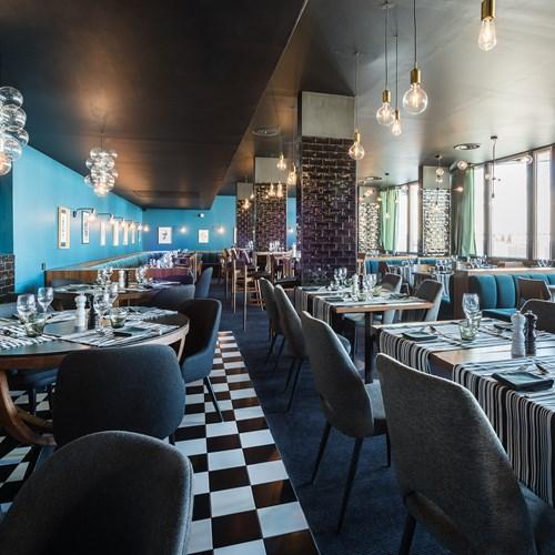 Fahrenheit-Seven-Val-Thorens-rotisserie restaurant