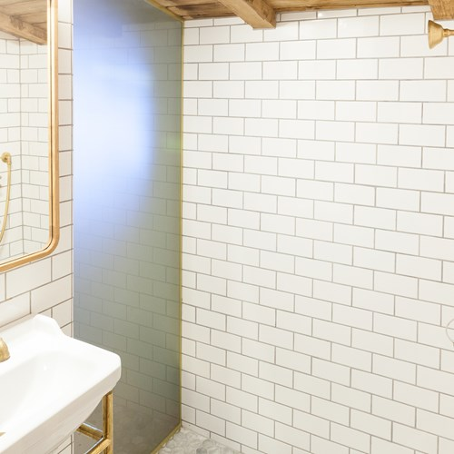 The loft at 272 chamonix bathroom