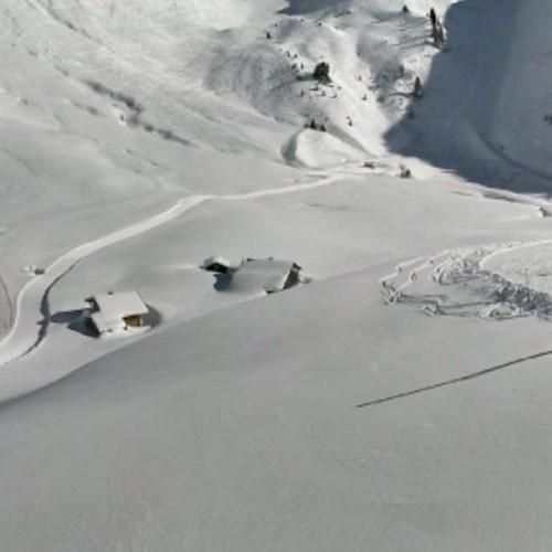 plenty of snow in Morzine Avoriaz