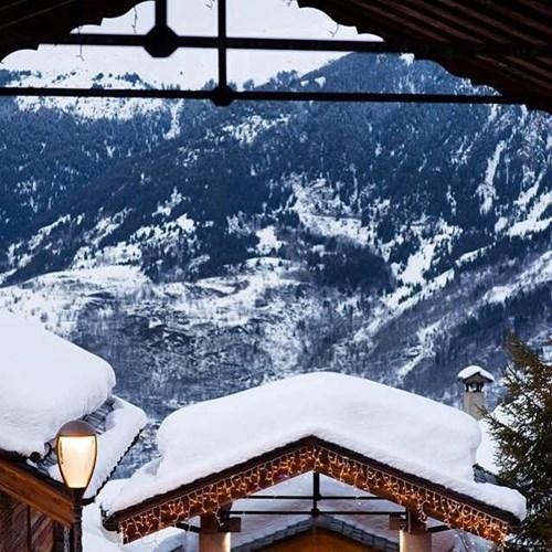 Courchevel snow report