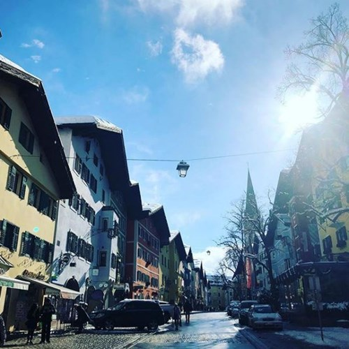 snow, report from Kitzbuhel