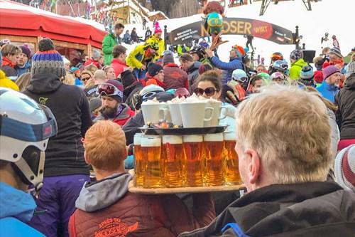 st anton apres ski mooserwirt austria