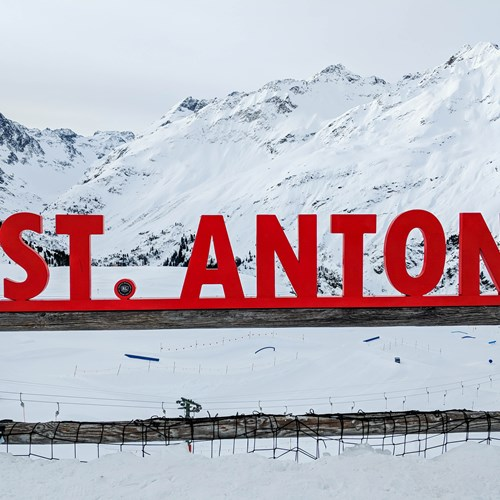 Chalet manager, St Anton