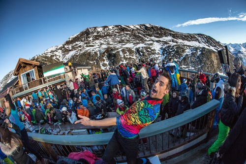 folie douce apres ski weekends
