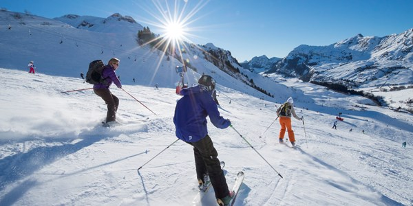 6 Incredible Ski Resorts To Access From Grenoble