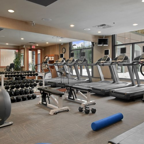 Hilton-Whistler-Resort-and-Spa-gym