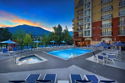 4* Hilton Whistler Resort & Spa