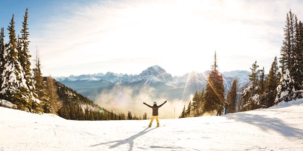A Guide To Skiing Banff And Lake Louise