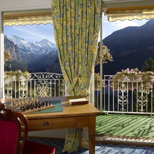 Hotel Wengener Hof-Wengen-chess and view.jpg