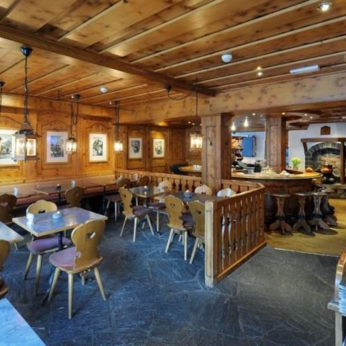 Hotel Eiger-Grindelwald ski hotel bistro memory