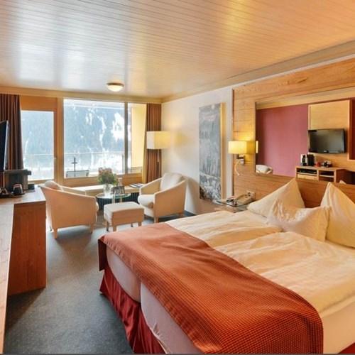 Hotel Eiger-Grindelwald ski hotel lifestyle twin room